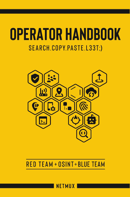Operator Handbook - Search Copy Paste L33t