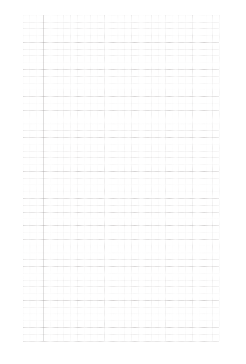 Blue Team Planner Graph Paper