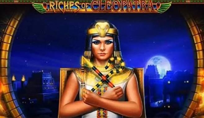 Слот Riches of Cleopatra-2018