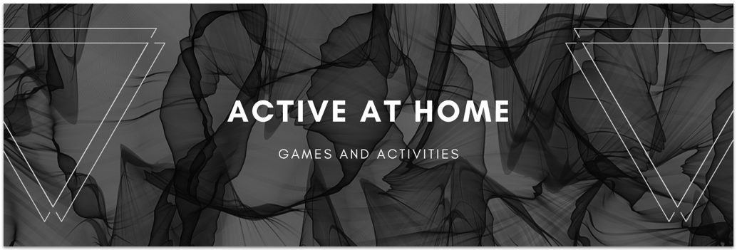 active at home games and activities