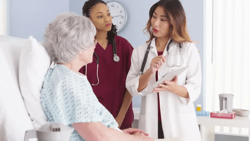 One of the most common situations for such breakdowns is during hand-offs—when a doctor is passing a patient to a nurse. A good deal of important information can get missed or misinterpreted, due to unfounded assumptions they may have made about each other.