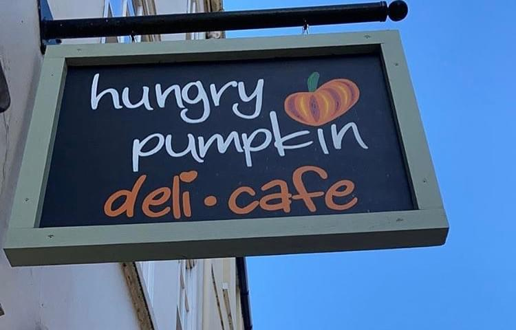 Hungry Pumpkin Deli Nottingham - Around the corner from Works Social Coworking space