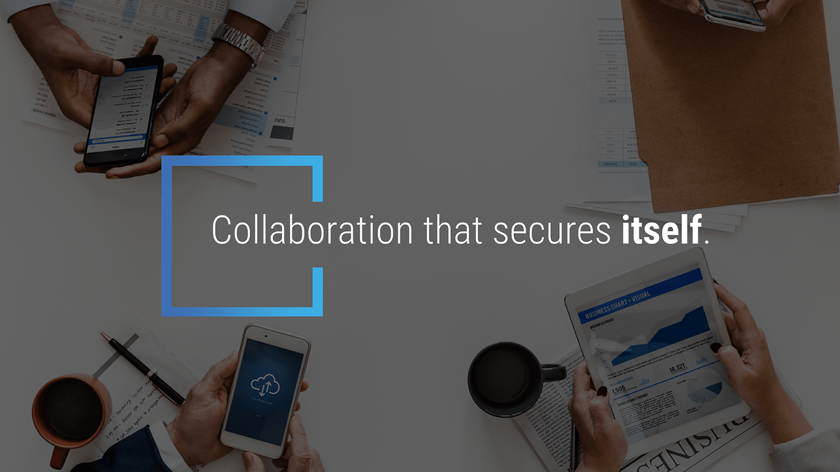 "e-Share.us | ""Collaboration that secures itself"" 