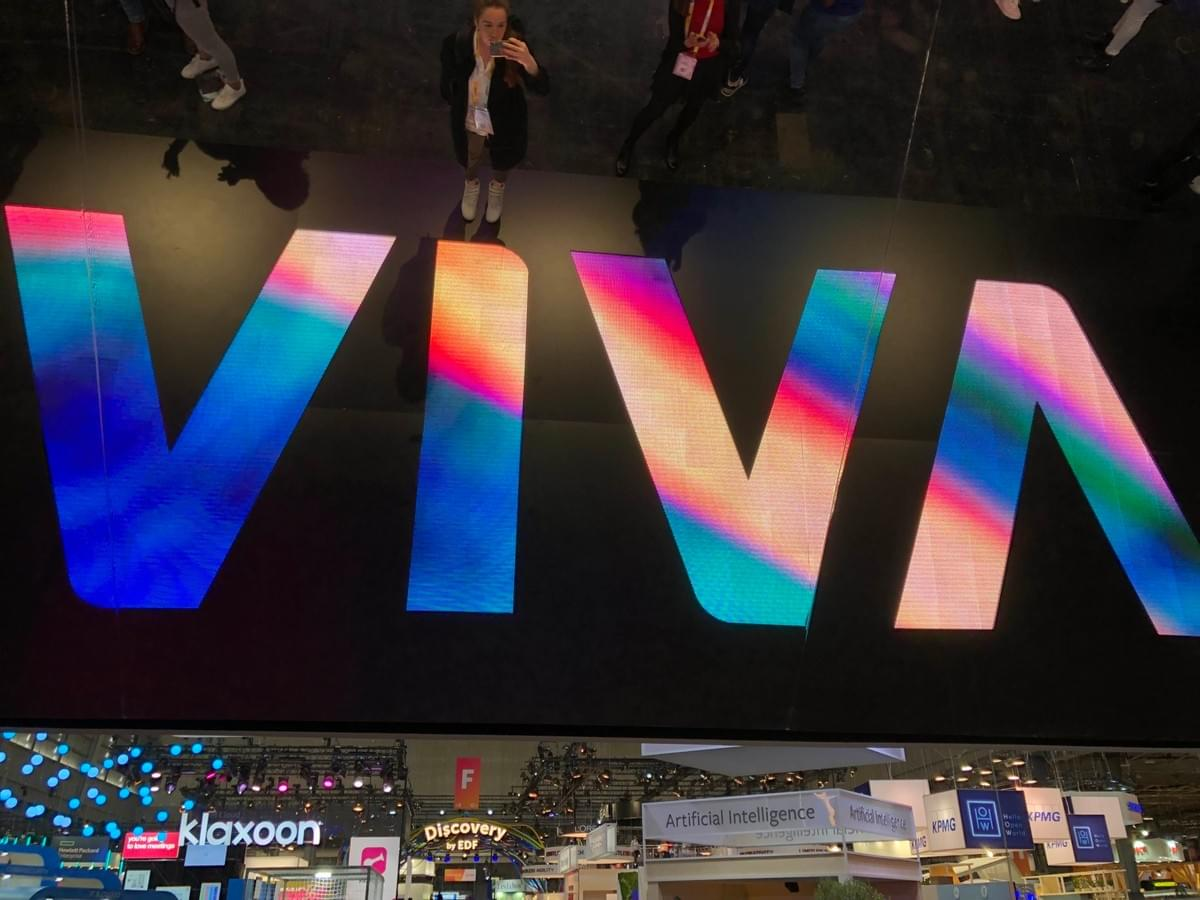 Vivatech, salon tech france, salon startups, salon mondiale, startups, le village by ca, village by ca paris