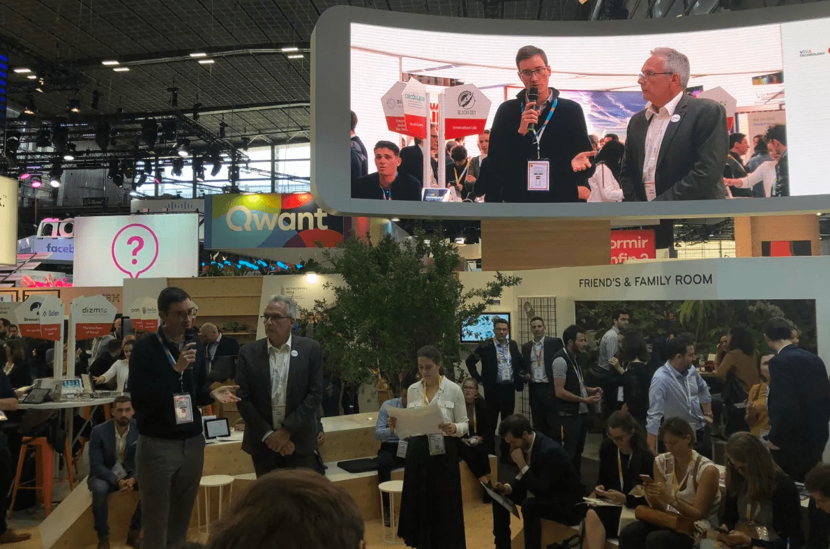 startups, wintics, le village by ca, vivatech 2019, salon tech france, village by ca paris