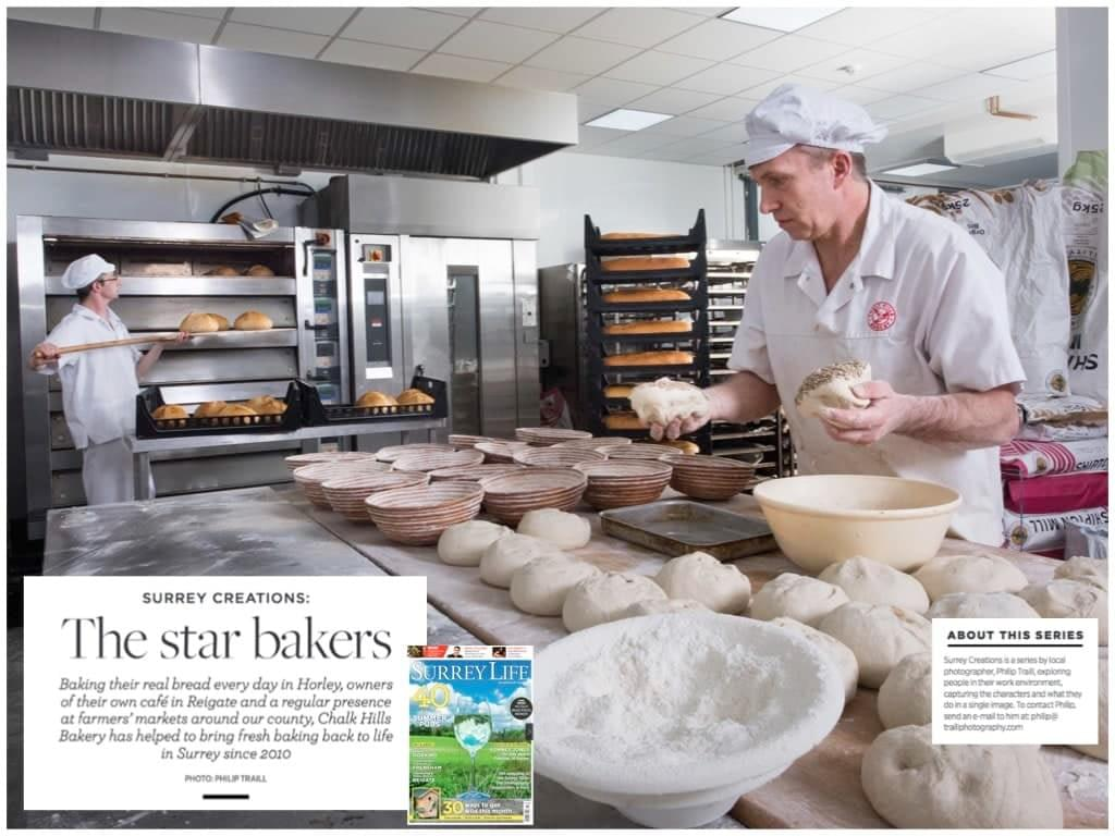 star baker surrey creations focus working corporate start to finish