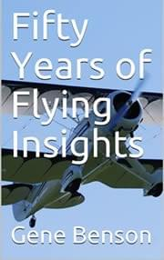 Fifty Years of Flying Insights - Signed Copy
