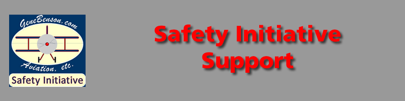 Safety Initiative Support