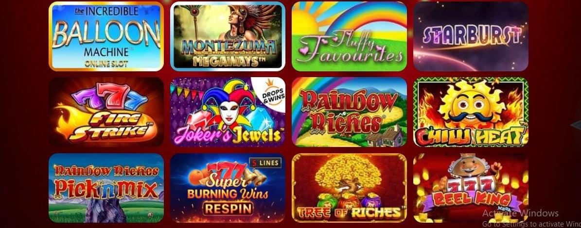 Top 5 Best Popular Online Slots Games in UK 2020