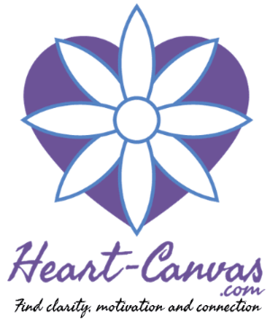 Heart-Canvas.com Logo