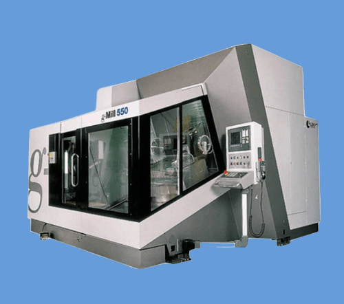 Liechti CNC machine