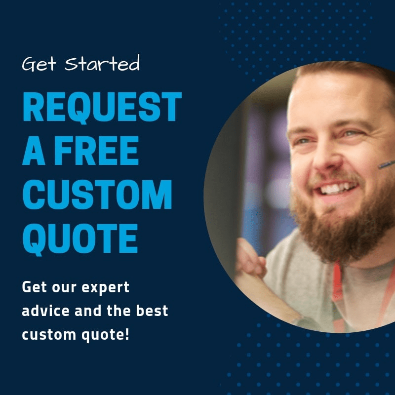 Request a Custom Quot