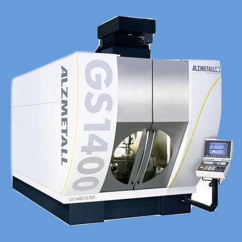 Alzmetall CNC machine
