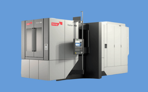 Bumotec CNC machine