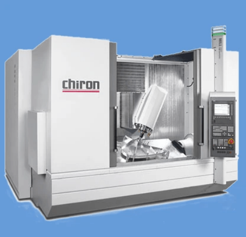 Chiron CNC machine