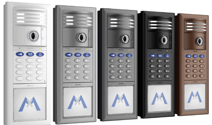 Mobotix T25 Video Door Station and Access Control System by EOS Digital Services