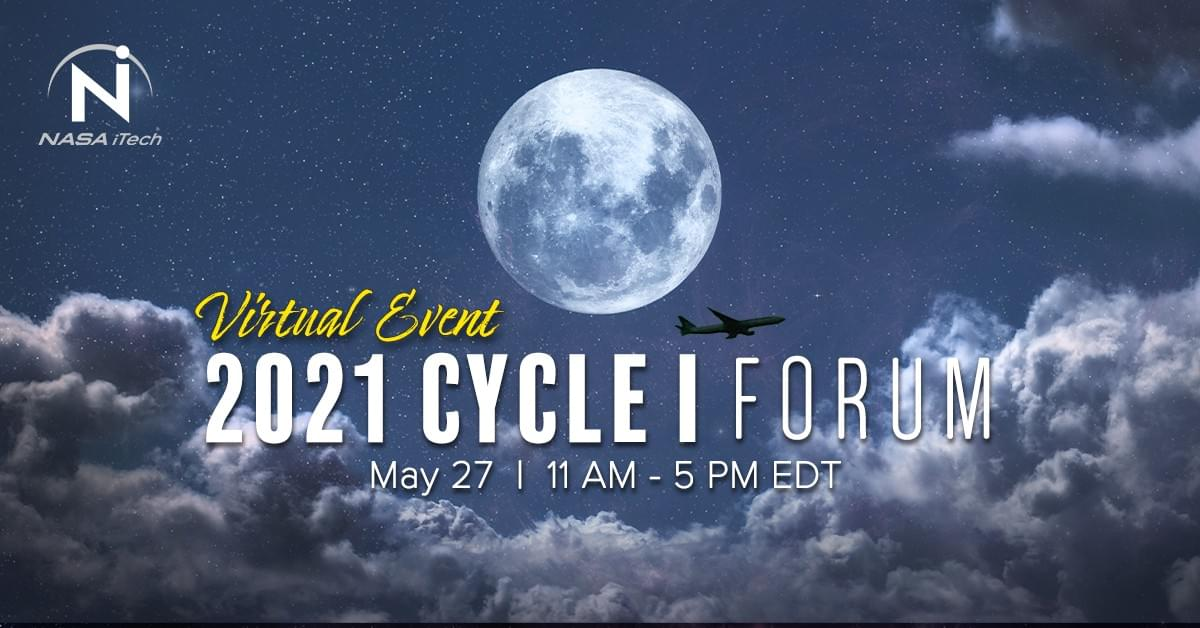 Ignite the Night Aeronautics, a virtual event - submit your ideas by February 26, 2021