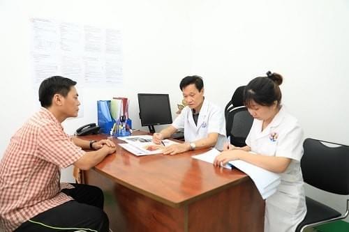 Bác sĩ Hà Văn Hương – Phòng khám Đa khoa Quốc tế HCM