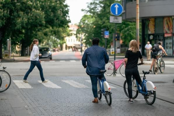 Oslo's thriving car-free City Center for a Fabulous LIfesyle