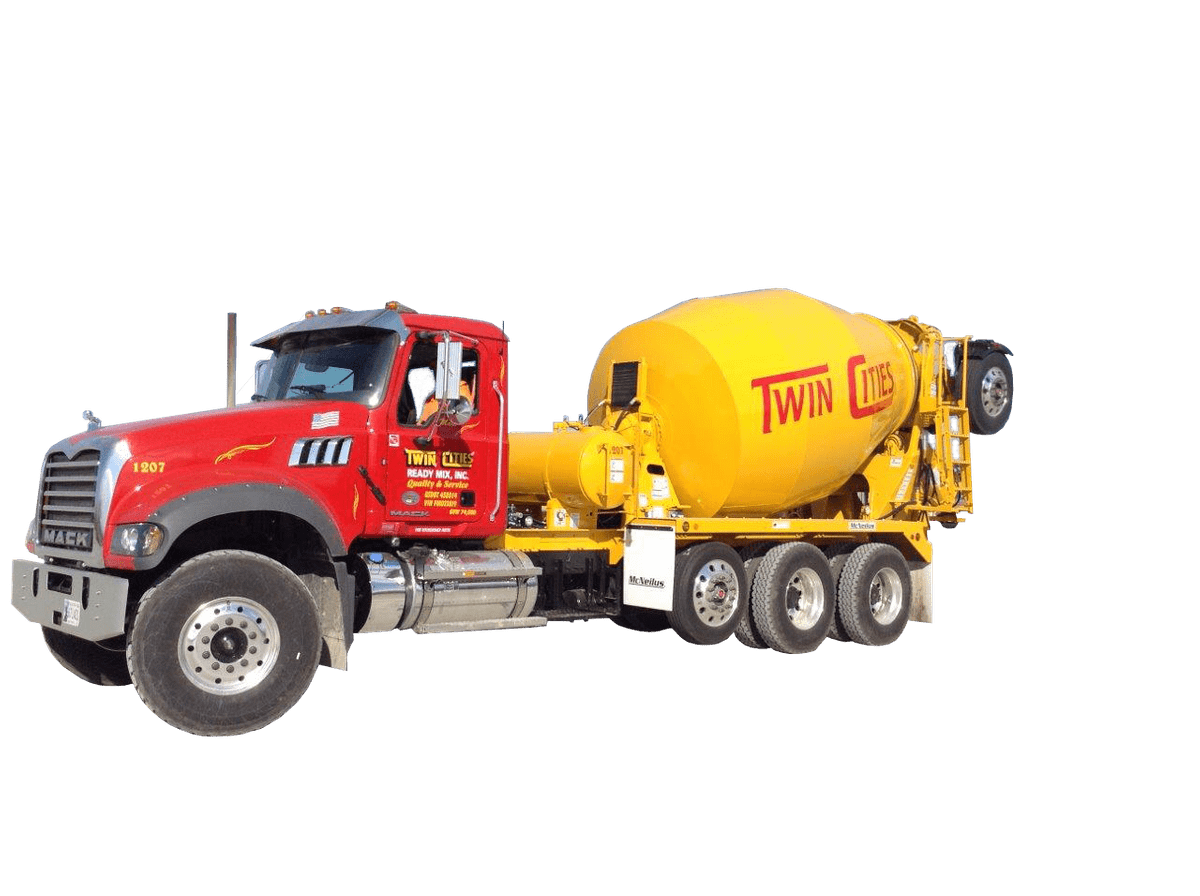 Twin Cities Ready Mix Inc I Concrete & Material Hauling Services