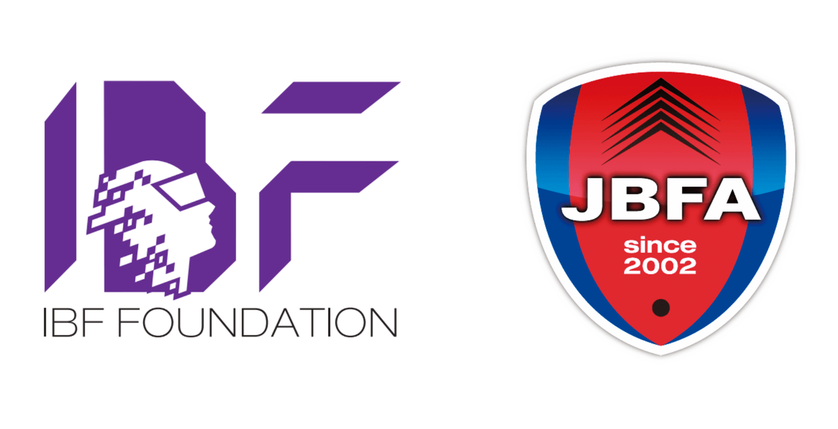 The logo of IBF Foundation
