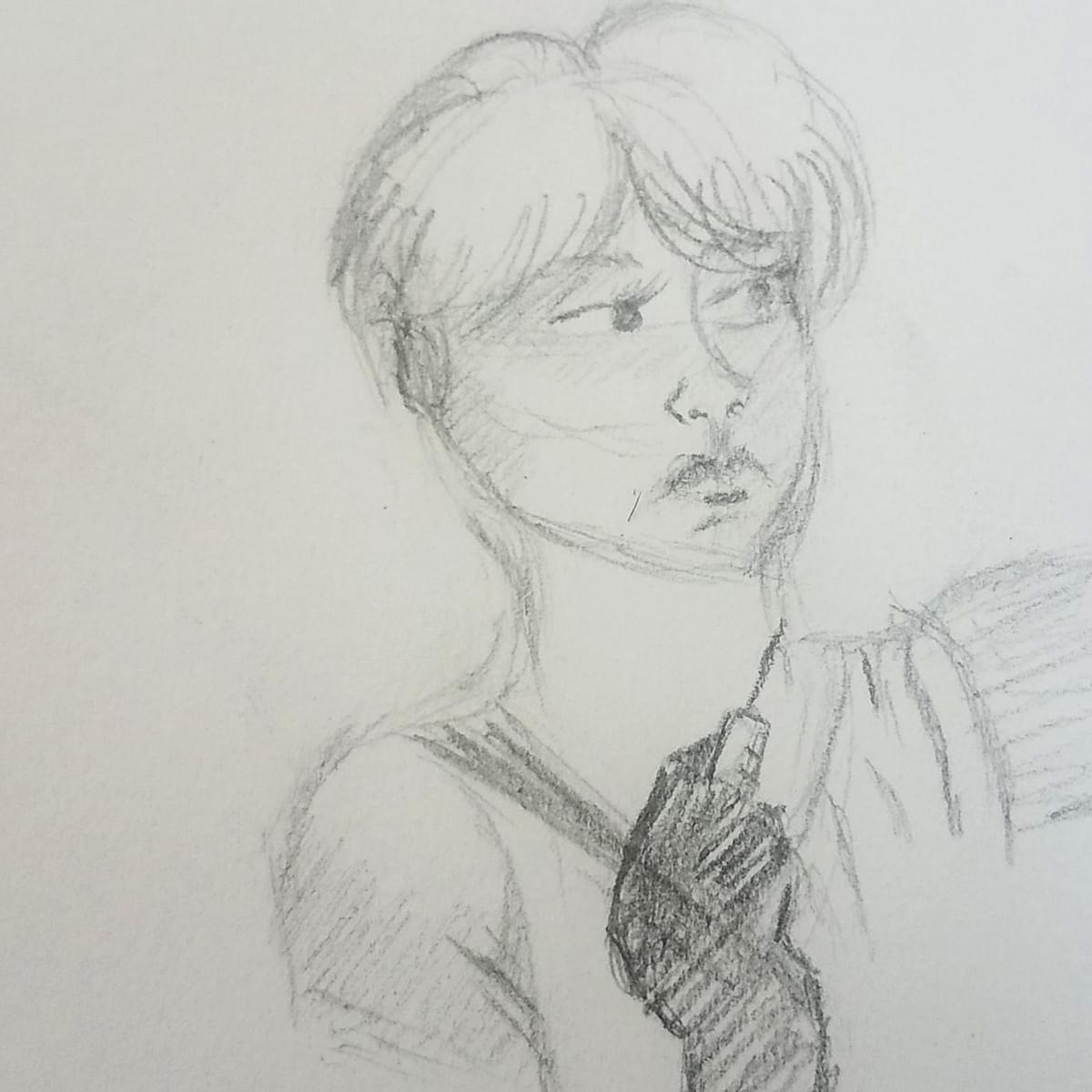 A sketch of Hedra, Single White Female.