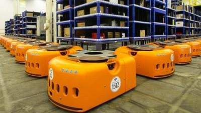 the state of the aws machine learning universe London, Amazon's army of autonomous robots