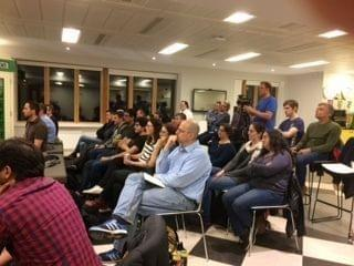 fourTheorem speaks at Dublin Microservices meetup - From Zero to Kubernetes