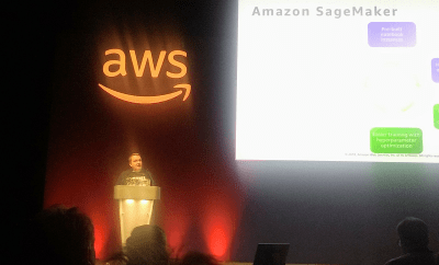 the state of the aws machine learning universe London, Amazon SageMaker