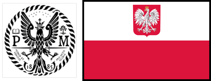 Polish Mission and Poland Flag