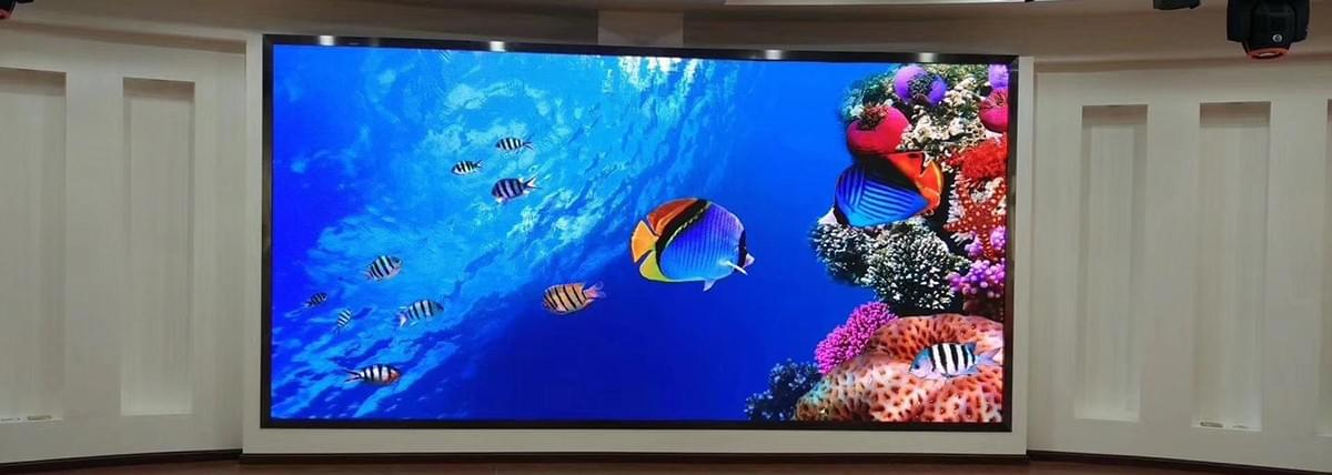 Indoor wall fixed high definition LED Display LED Video Wall