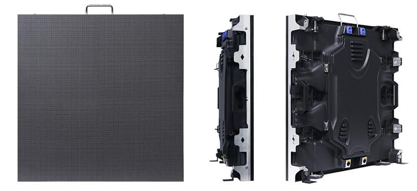 slim, light and reliable led screen panel