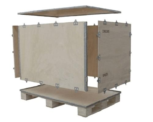 Plywood Case Package