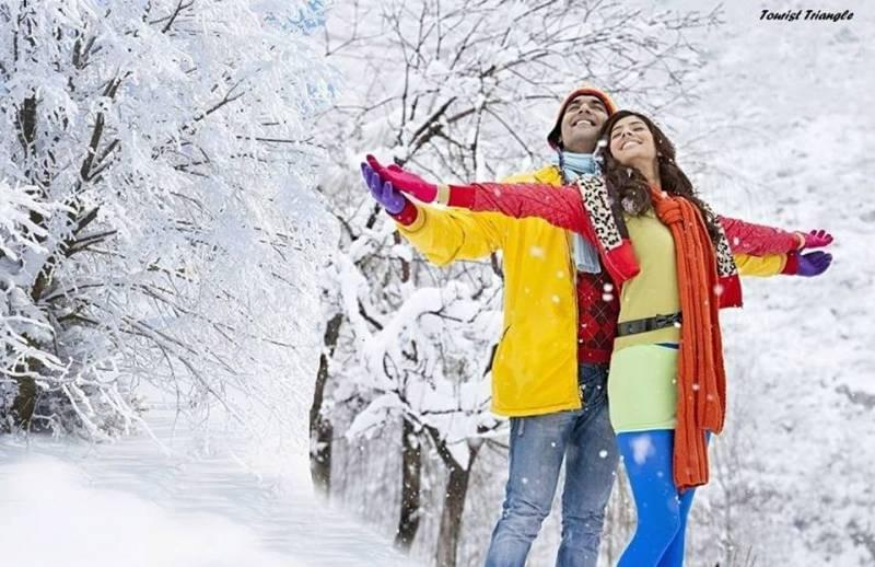 Manali Tour Package For Couple