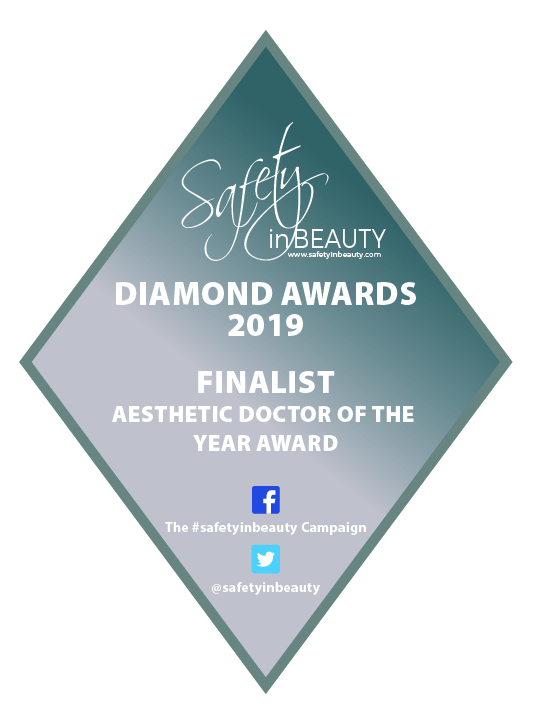 Safety in Beauty Awards Finalist Dr Selena Langdon