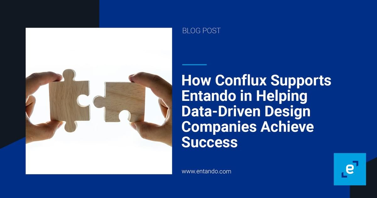 Entando partnership with Conflux
