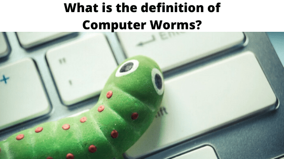 computer worms, What is the definition of Computer Worms?