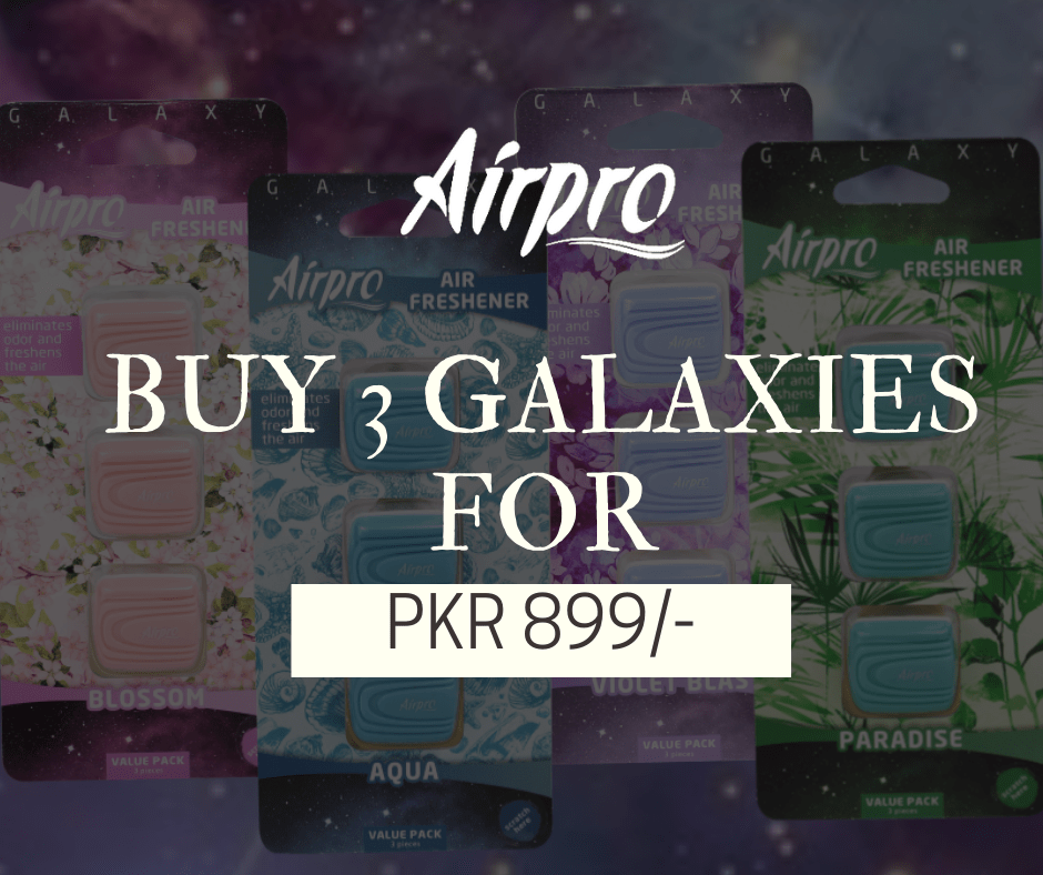 Airpro Monsoon deals Galaxy
