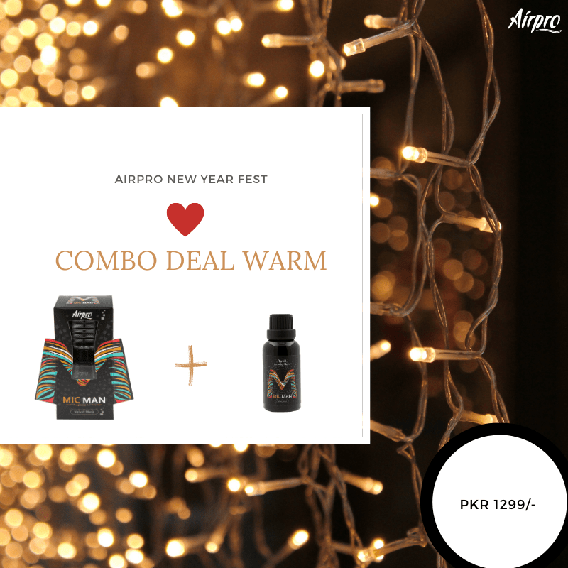 COMBO DEAL WARM