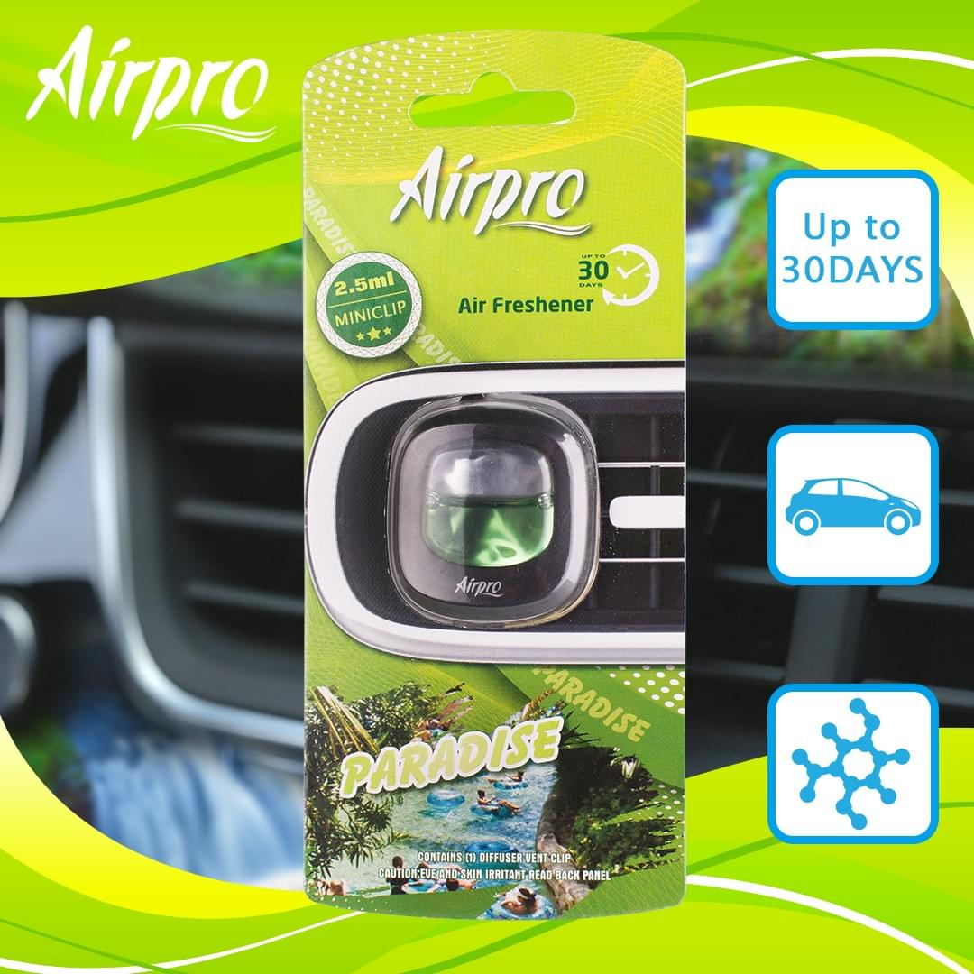 Airpro MiniClip Paradise