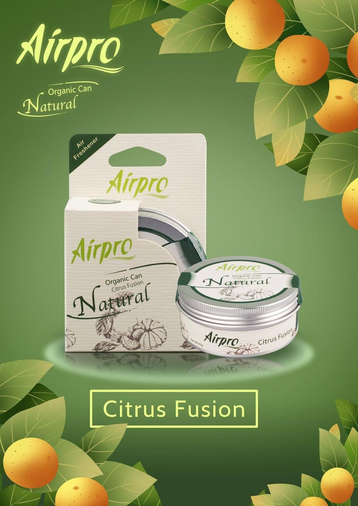 Citrus Scents by Airpro Car