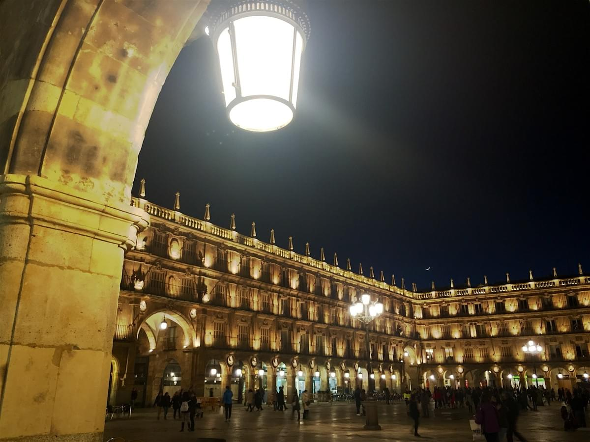薩拉曼卡主廣場Plaza Mayor de Salamanca