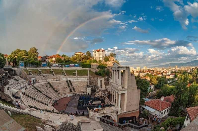 Travel to Plovdiv, Bulgaria. Plan your trip there for free with BaoGuide - Bulgaria Travel Chat