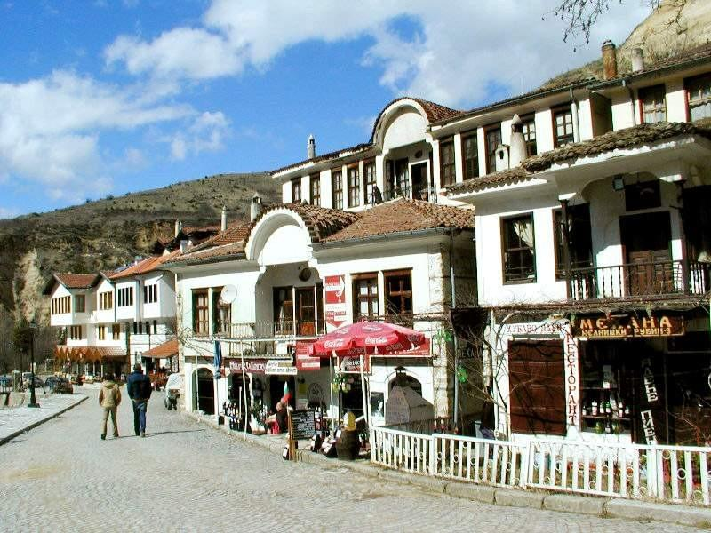 Melnik - The small Italy of Bulgaria, only at Baoguide.com