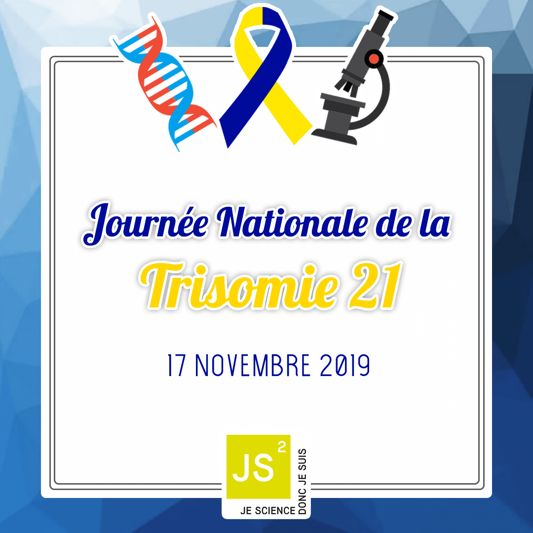 Journée nationale de la trisomie 21 17 novembre 2019
