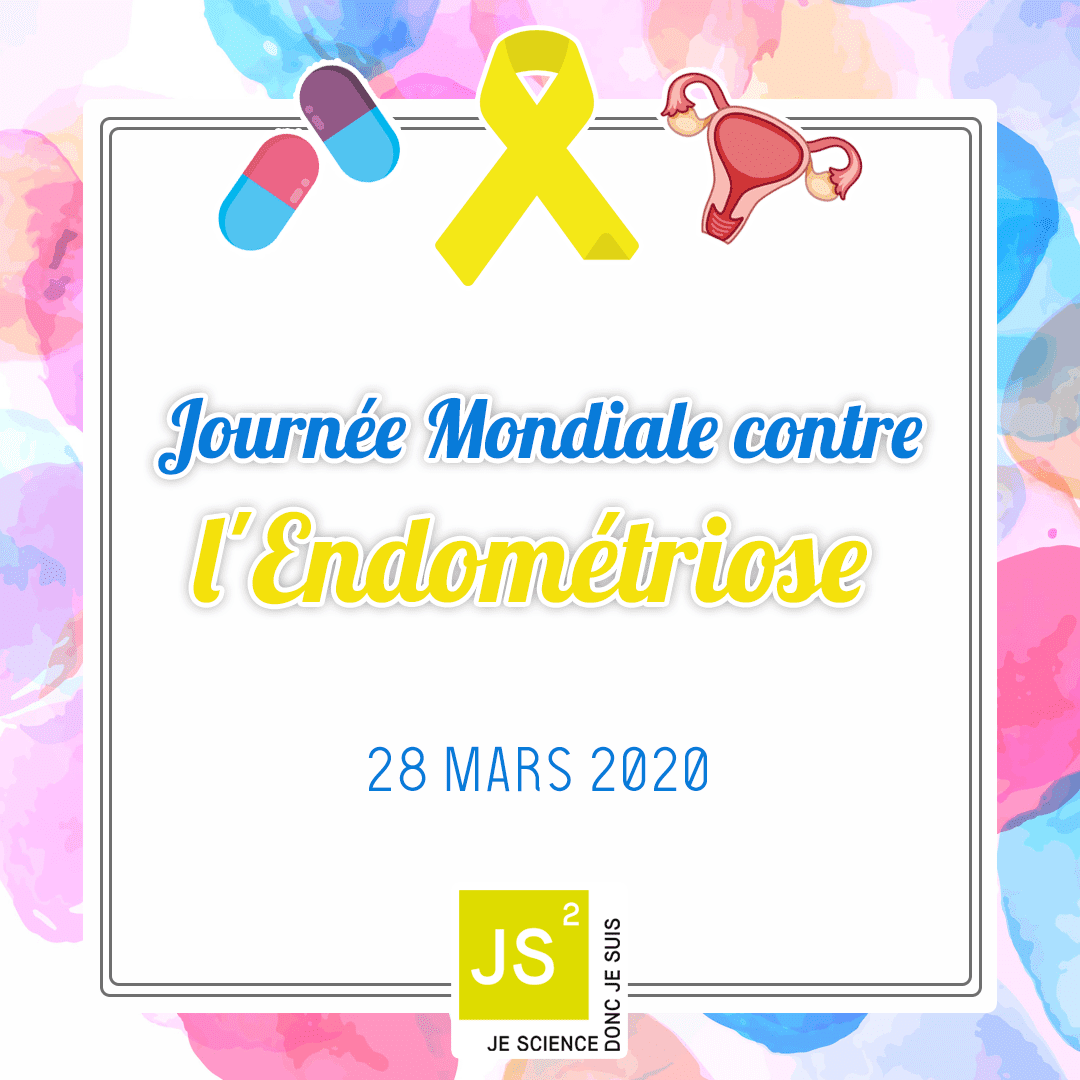 Journée mondiale contre l'endometriose 28 mars 2020