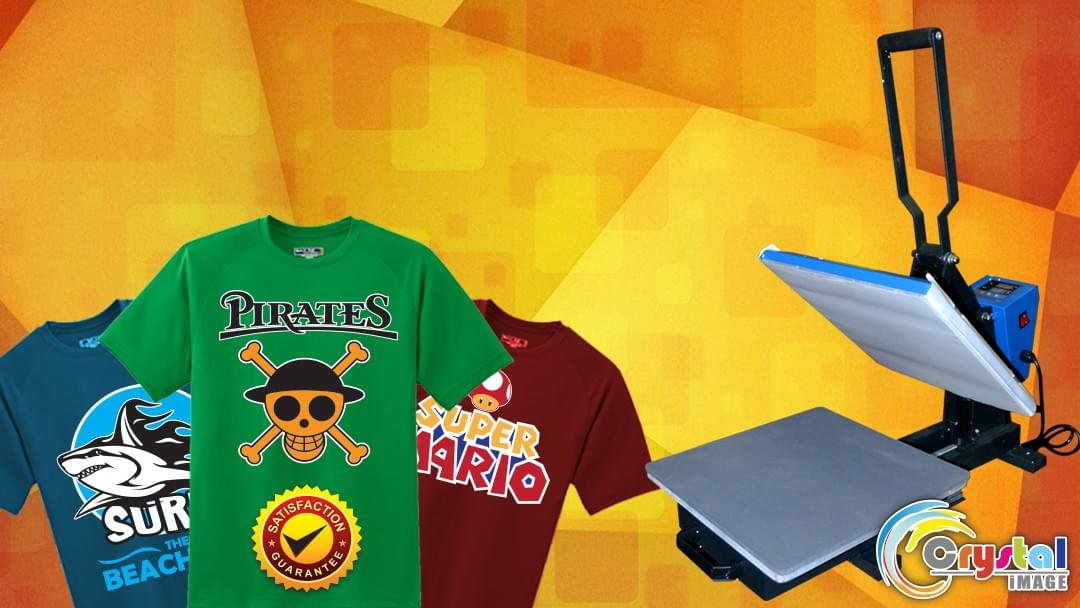 How To Start A T Shirt Printing Business In The Philippines T Shirt Printing Ph Heat Press Package Printing Package Ph