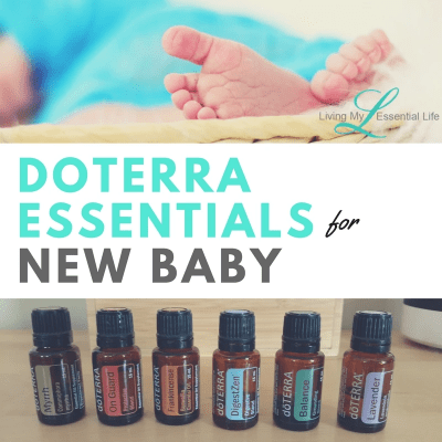 doTERRA essentials for New Baby