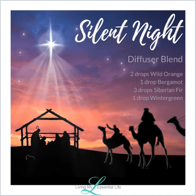 Silent Night Diffuser blend for christmas carols
