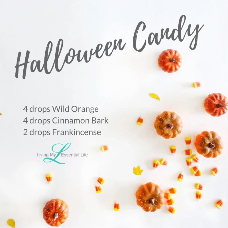 Top 12 Halloween Diffuser Blends - Halloween Candy